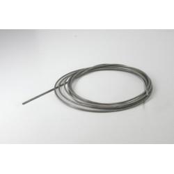 Câble inox gaîné diamètre 1,5 mm
